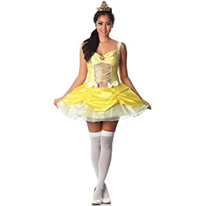 e959cf79cf89c0 Princess Belle Costumes (Adult, Kids) for Sale - Funtober Halloween