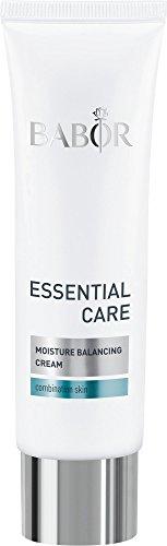 BABOR ESSENTIAL CARE Moisture Balancing Creme, leichte Gesichtspflegecreme, für Mischhaut und fettige Haut, vegan, 50 ml
