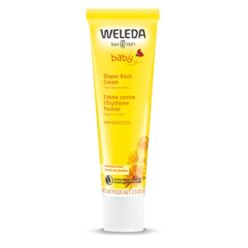 Weleda Diaper Rash Cream, 2.9 Ounce (Best Anti Rash Cream For Babies)