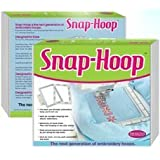 Snap Hoop for Pfaff Creative/Viking Embroidery Machine