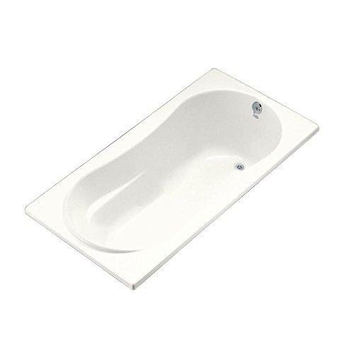 (KOHLER K-1159-0 7236 Bath, White)