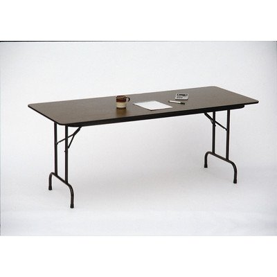 Correll CF3696M-01 Rectangular Folding Table by Correll