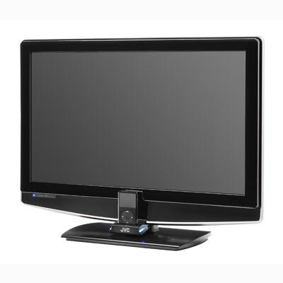 JVC LT32P679 32-Inch 720p LCD HDTV with iPod TeLEDock