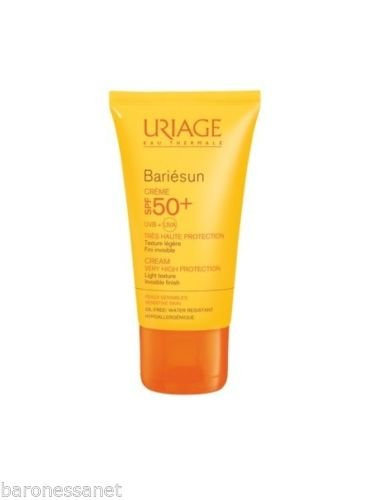Uriage Bariesun Very High Sun Protection Cream Spf50+ 50ml Care the Skin by CARE THE SKIN