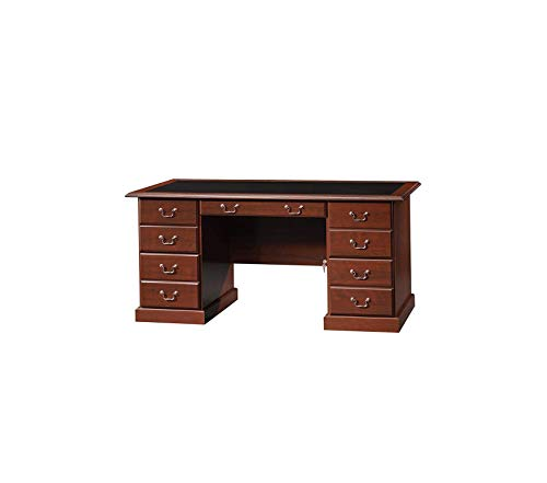 Sаudеr Deluxe Premium Collection Heritage Hill Executive Desk L: 64.96