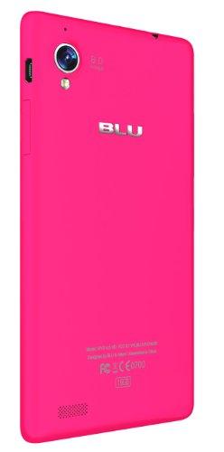 Vivo 4.8 HD Quad Band Unlocked (Pink)