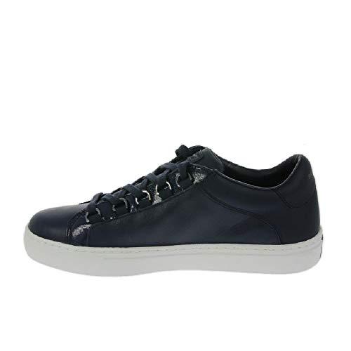 Skechers Donna Blu navy Side Street Allenatori r0wqZxrfO
