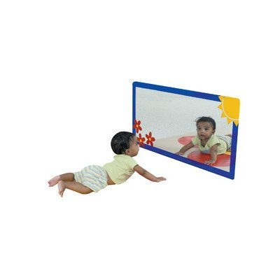 Childrens Factory Sunny Meadow Mirror