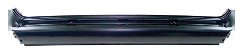 Deck Filler Panel - 68-74 Chevy II Nova 2DR - Deck Filler Trunk Panel