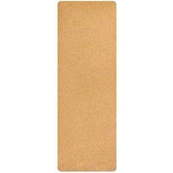 ZHANYIS Colchoneta de Yoga a Granel, 183X68cm Natural Cork ...