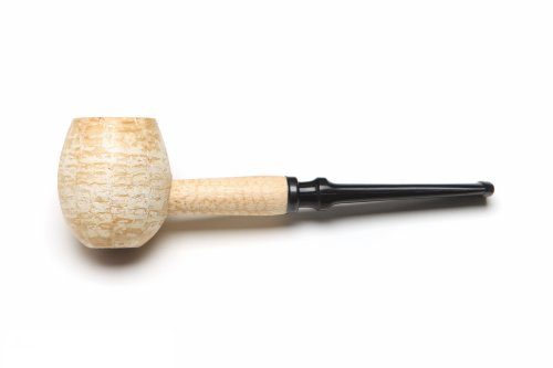 Missouri Meerschaum Diplomat Corncob Tobacco Pipe Straight