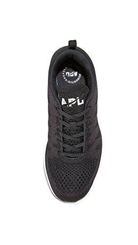 APL: Athletic Propulsion Labs Men's TechLoom Pro Sneakers Black/White/Black cheap sneakernews J3wJ2