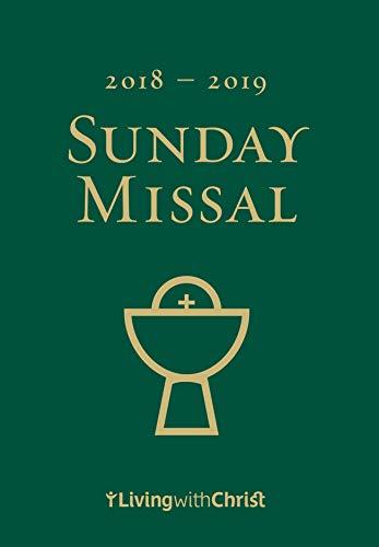2018-2019 Living with Christ Sunday Missal (Catholic Missal U.S. Edition)