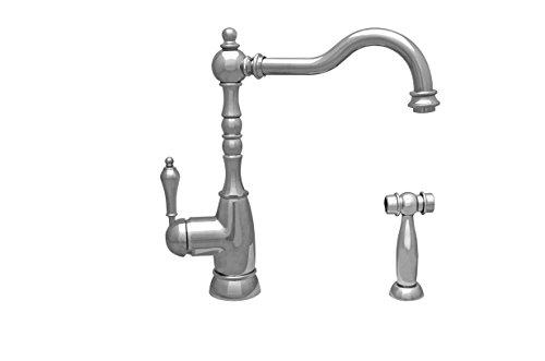 Englishhaus single lever kitchen faucet (Faucet Whitehaus)
