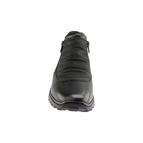 Rieker Mujeres botines negro, (schwarz/schwarz/schw) 40692-01