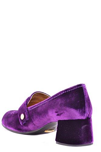 low cost for sale Car Shoe Women's MCBI063037O Purple Velvet Pumps top quality for sale cheap sale Cheapest outlet pay with paypal exclusive sale online 2K2K7OT