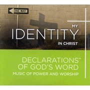 Price comparison product image My Identity in Christ CD & GIF