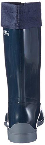 43 SARA Tallas Botas goma Grey Dk BOCKSTIEGEL® de Blue Mujer estilo 36 con T0zBRB