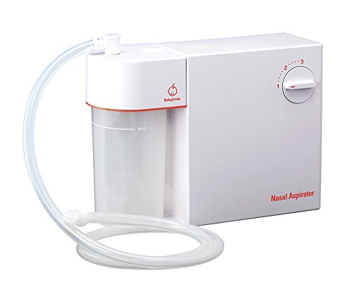 BabySmile BHCUS502 S 502 Nasal Aspirator product image