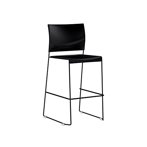 Safco Products 4273BB Currant Chair, Black