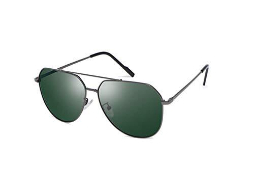 Polarizadas Gafas De Color liwenjun El Sol Retrovisor HD Conducen De Gafas De Color De Sol Que Espejo Verde HD zwqFAdwa