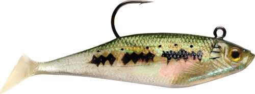 Storm WildEye Swim Shad 03 (Baby Bass, Size- 3), Outdoor Stuffs