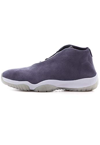Nike Air Jordan Future Mens Hi Top Basketball Trainers AT0056 Sneakers Shoes (UK 8.5 US 9.5 EU 43, Light Carbon Metallic Silver 002) (Zapatos Men Jordan)