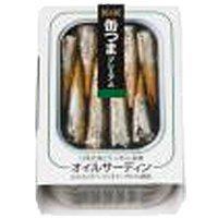 K&K 缶つまプレミアム オイルサーディン 缶 105G × 48缶