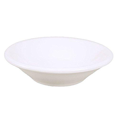 Vertex China BRE-10 Buckingham 10.5 Oz White Grapefruit Bowl - 36 / CS