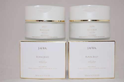 Jafra Royal Jelly Body Complex 6.7 Fl.oz. X 2 Jars