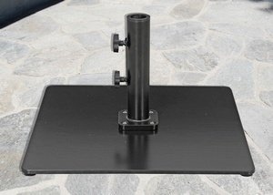 Commercial Steel Plate Umbrella Base ()