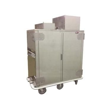 Carter-Hoffmann Correctional Transport Cart heated and refrigerated - CHR120