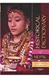 Historical Dictionary of Nepal, Nanda R. Shrestha and Keshav Bhattarai, 0810847973