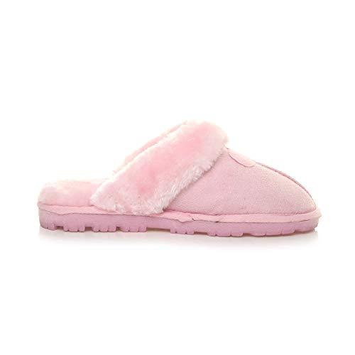 Para Mujer Ajvani Por Rosa De Casa Zapatillas Estar Fx7zwRZpq