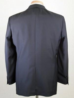 紺ブレザー シングルジャケット 日本製生地 ウール100 R8005