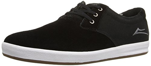 Lakai Mens Mj Xlk Actionsporter Svart Mocka