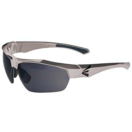 Easton Flares Sunglass, Silver (Easton Sun Glasses)