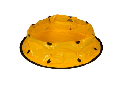 UltraTech 8020 Sprung Steel Polyethylene Ultra-Pop Up Pool, 20 Gallon Capacity, 8