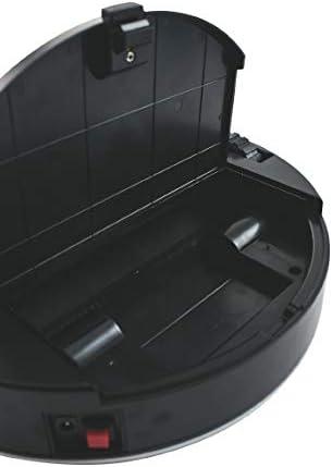 Kooper 2425513 Robot Aspirateur Automatique, 2000 MH, acier
