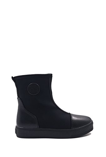 Black Women's CHIC Chelsea Boots NANA xPxIOX