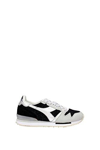 Heritage Sneakers per Exodus Diadora Nero Donna Glitter W B1cqcAd