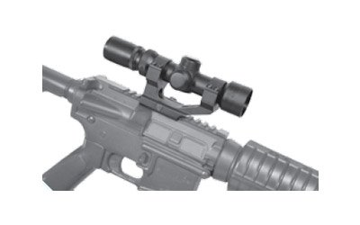 Command Arms CAA Dual Scope Rings for Various Sizes, 1-1.8-Inch (Caa Command Arms)