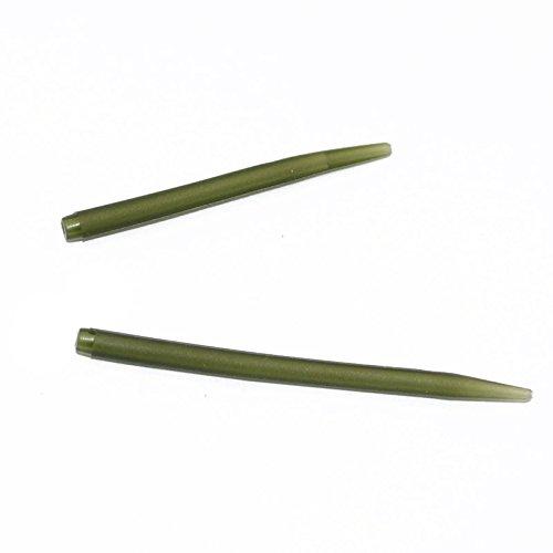 Pivots de ligne pour p/êche /à la carpe /à changement rapide N/° 8 et manches/anti-emm/êlement 54/mm Lot de 100