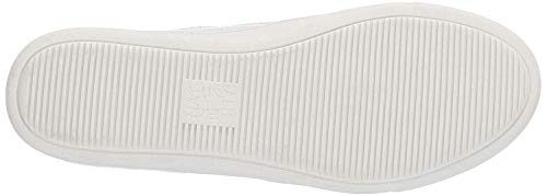 Naturalizer Women's Marianne Loafer, White Perf, 11 Wide