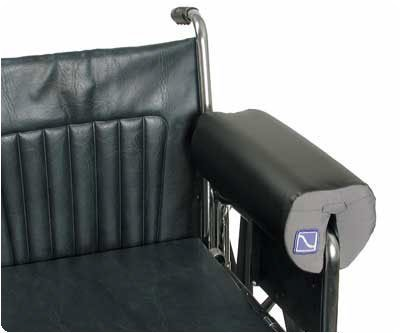 Flat Top Lateral Roll Armrest 5?W x 16L (14 x 41 cm) by - Flattop Arms