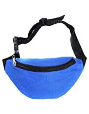 حقيبة وسط للأطفال - أزرق