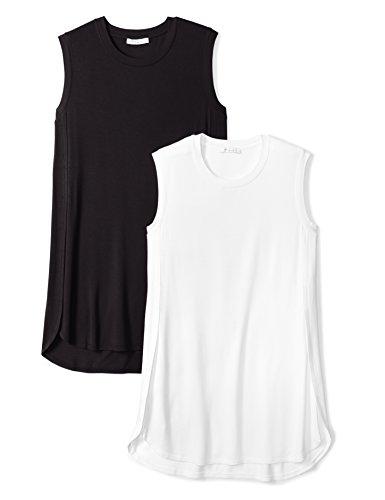 Daily Ritual Women's Jersey Sleeveless Tunic