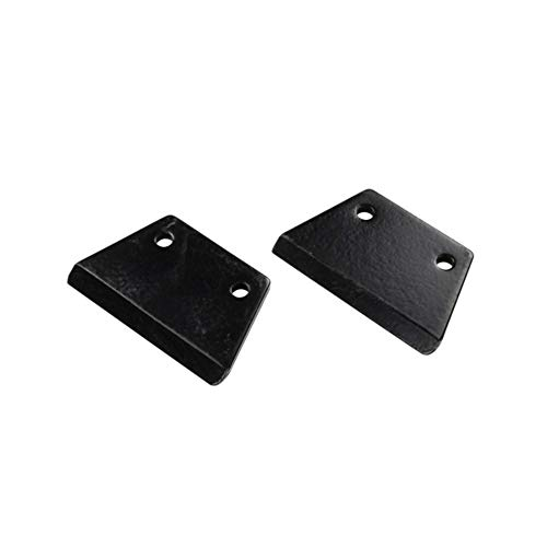 Dirty Hand Tools 104307 Replacement Blades for Hand Held Post Hole Digger (2-Pack)