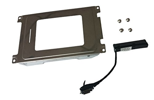 - HDD / SSD Hard Drive Caddy & SATA Flex Cable Connector Kit for HP DV6-6000 DV7-6000 DV7T-6000 Compatible 6017b0309001