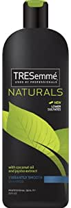 Tresemme Naturals Vibrantly Smooth Shampoo, 25 Ounce